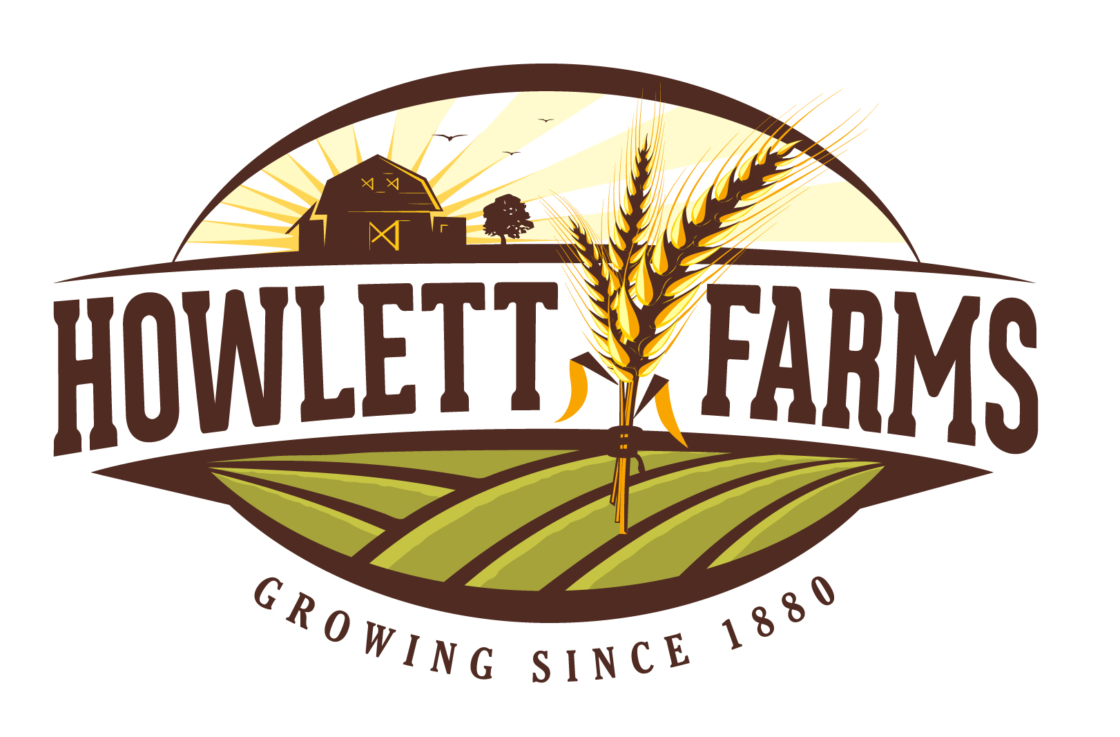 HowlettFarms_LOGO(brown)